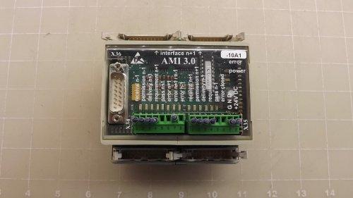 Wieland Bamberg, Siemens WEB1001, AMI3.0, 70 794 Controller T28831