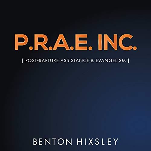 P.R.A.E. INC. audiobook cover art