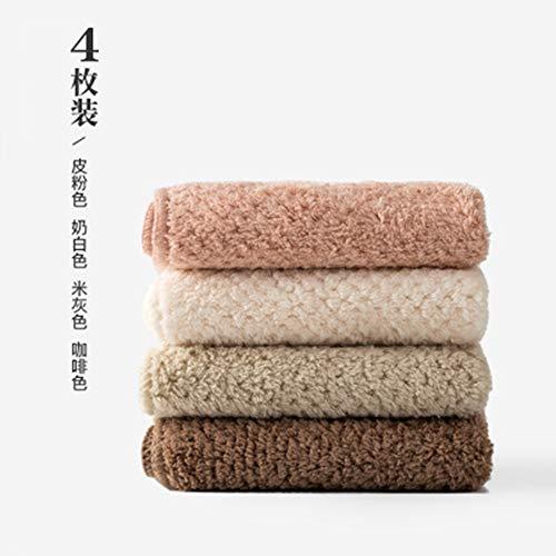 GUOIP Handtuch Gesichtsreiniger, Gesichtspflegetuch Für Kinder, Gesichtspflegetuch Für Die Haut, Handtuch, Babyhandtuch (4 Artikel)