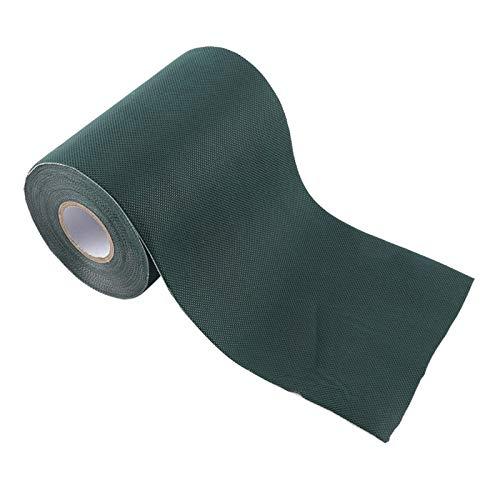 Labuda Rasenband, Teppichband für den Außenbereich, Kunstrasennahtband Praktisch tragbar 15 * 1000 cm für Kunstrasen Rasen für Kunstrasen