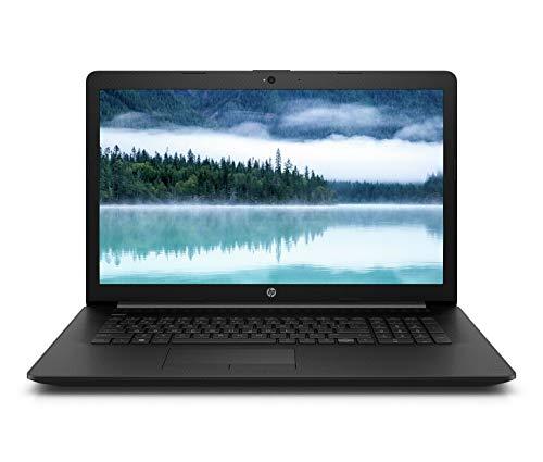 HP 17-ca2002na 17.3' HD+ Display Laptop, AMD Athlon Silver 3050U, 8GB DDR4, 256GB Solid State Drive, AMD Radeon Graphics, Wireless 11ac & Bluetooth 4.2, Windows 10 Pro - UK Keyboard Layout