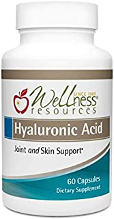 hyaluronic acid derived from plants