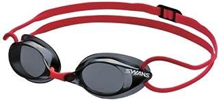 SWANS(スワンズ) 競泳用 スイミング ゴーグル SR-1 ノンクッション FINA承認モデル SR-1NEV