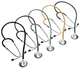Riester 4177-02 Stethoskop, anestophon, Aluminium, schiefergrau