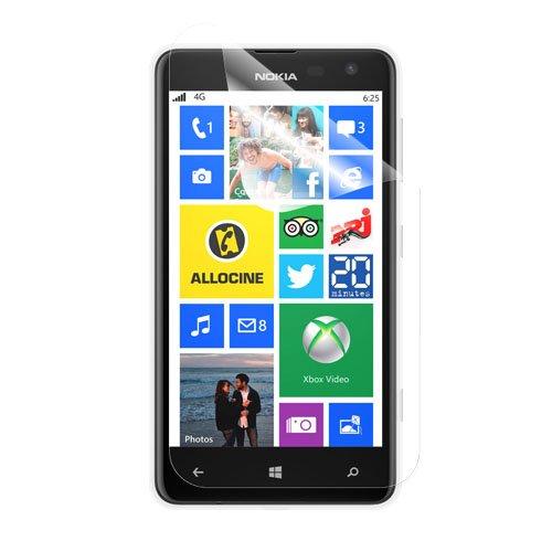 Brando SUCSP128500 UltraClear Bildschirmschutzfolie für Nokia Lumia 625