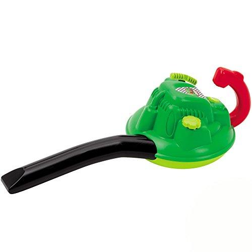 #11 Spielzeug Laubbläser 48 x 20 cm - Spielzeug für Draußen Kinder Laubbläser Gartenspielzeug Spiel Gartengeräte