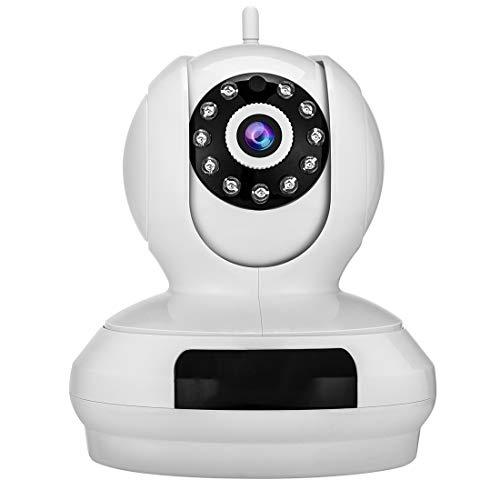 GUODLIN 2 Million Wireless Surveillance Network Camera Home Baby Camera 360 Degree Rotation Monitoring Outdoor Camera Enclosure Outdoor Camera Echo Show