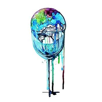 Världen i mitt glas