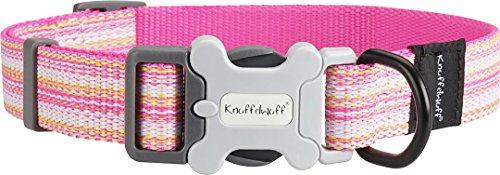 Knuffelwuff 13950-002 Hundehalsband Coral Springs, 35-55 cm