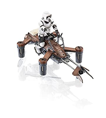 Propel Star Wars Battle Quadcopter 74-Z Speeder Bike