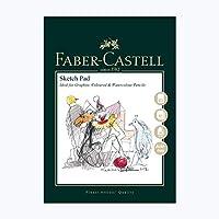 Faber-Castellアート&グラフィックスケッチパッド、40枚入りのA3 160 gsmパッド