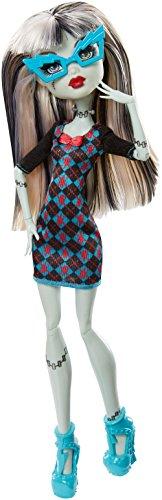 Monster High Geek Shriek Frankie Stein Doll