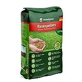 Veddelholzer Rasenpellets Regeneration Rasen - Rasensamen für robusten und widerstandsfähigen Rasen - Grassamen für 40 m² zur Einsaat u Nachsaat Samen Schattenrasen schnellkeimend