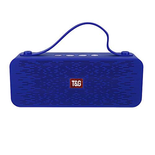 Bluetooth Speakers, Lyperkin TG 521 Rechargeable HIFI Portable Wireless Bluetooth Speaker, Stereo TF Card FM Speaker