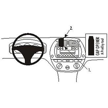 Brodit ProClip 853573 Staffa per Auto ad Incastro Angled Mount