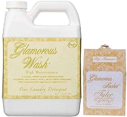 DIVA Fixed price for sale Glamorous Wash 64 oz Popular Half Detergent Gallon Laundry Fine by