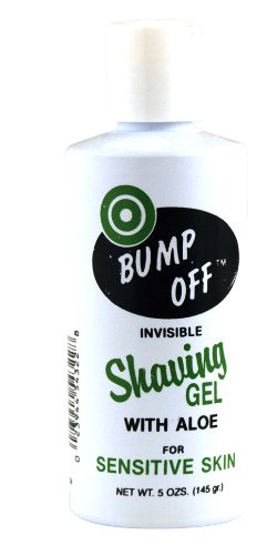 Bump Off Shave Gel 5 oz. (Pack of 6)