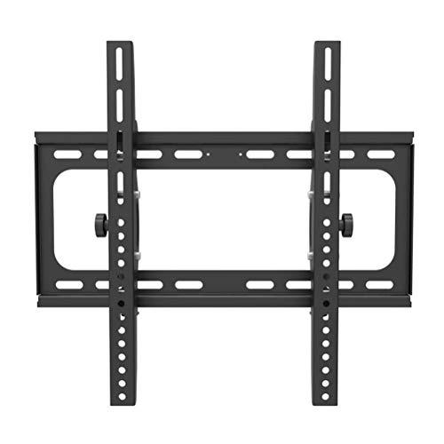 Liberación Soporte de Montaje en Pared para TV de 15 Grados con inclinación articulada para TV de Plasma LCD LED de 26-55 Pulgadas con Capacidad de Carga de 400 X 400 mm