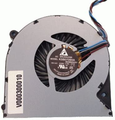 Looleking Laptop CPU Cooling Fan L55-a5226 Satellite for SEAL limited product Quality inspection Toshiba