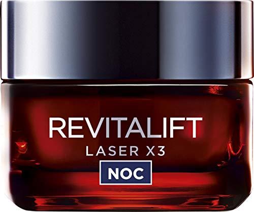 L'OREAL Revitalift Laser X3 Anti-Age Crememasken-Regenerationstherapie für die Nacht 50ml