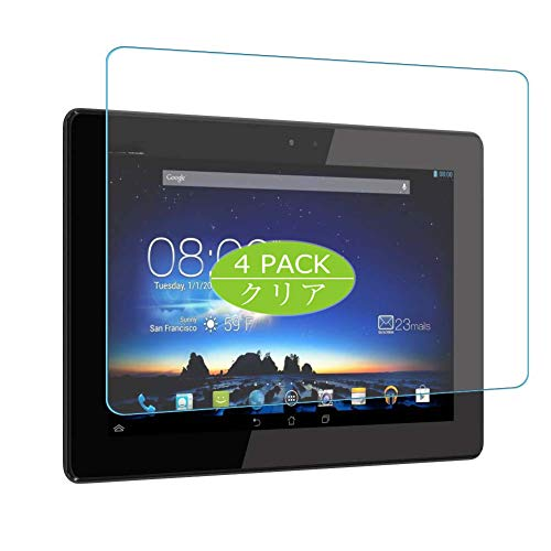 Vaxson 4 Stück Schutzfolie kompatibel mit Asus Padfone Infinity A86 A86, Bildschirmschutzfolie Displayschutz Blasenfreies TPU Folie [Nicht Panzerglas]