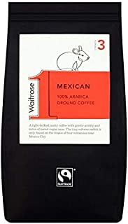 Waitrose 1 Mexican Ground Coffee 227g