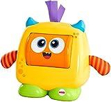 Fisher-Price Monstruito caritas divertidas, juguete bebé +6 meses (Mattel DRG13)