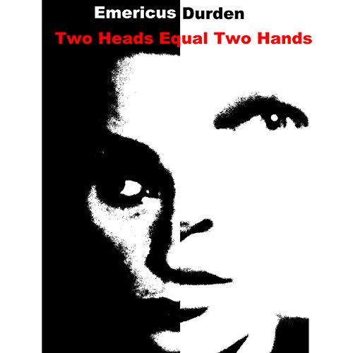 Two Heads Equal Two Hands audiobook cover art