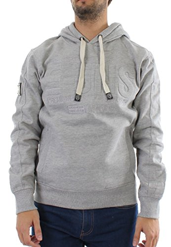 Smith & Jones - Sweat-shirt - Homme Gris Gris