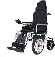 電動車椅子, 電力車椅子 - 折りたたみパワーチェアシート幅45 cm電動車椅子180° 快適で安全な旅行