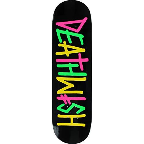 Deathwish Skateboards Deathspray Multi OG Skateboard-Brett / Deck, 20,6 x 80 cm