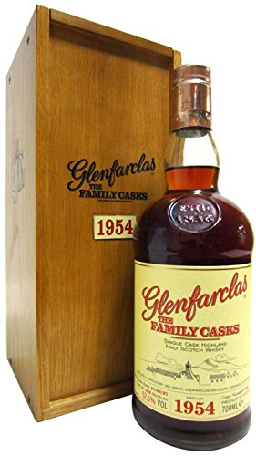 5. Glenfarclas - The Family Casks #444-1954