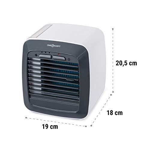 OneConcept IceCube 6W Luftkühler Erfahrungen & Preisvergleich