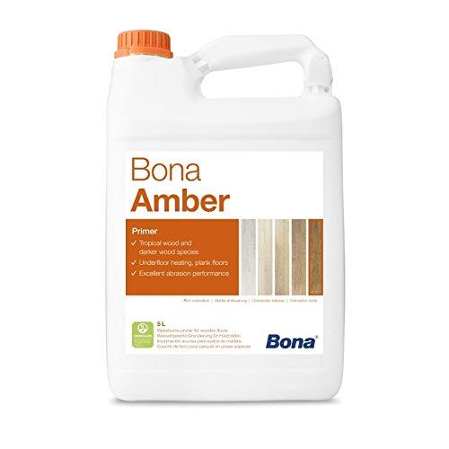Bona Amber 5 Liter Grundierung, Prime Amberseal, Grundlack, Parkett, Intensivierung