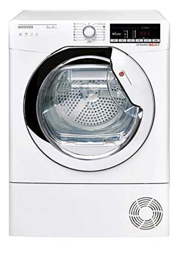 Hoover DXOH9A2TCE Freestanding Heat Pump Tumble Dryer with...