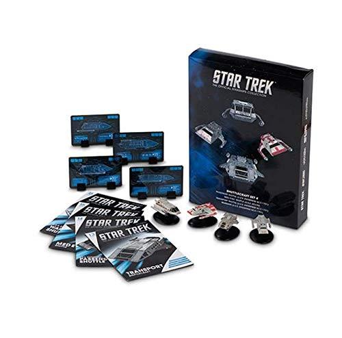Star Trek Starships Collection Exclusive Shuttlecraft Set 4