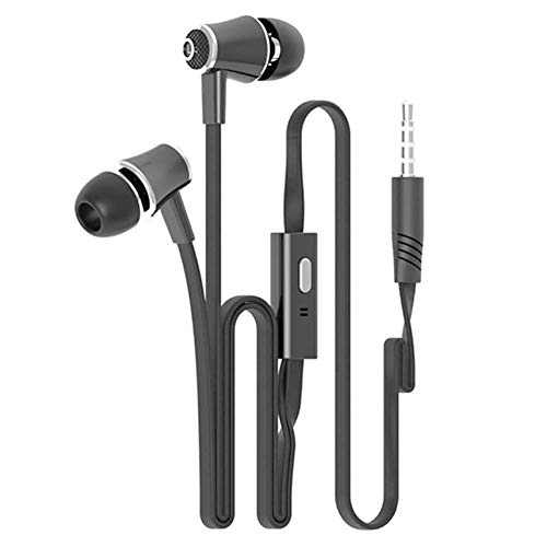 Kindle Fire Earbuds, Fire HD 8 HD 10,Xperia XZ Premium/Xperia XZs/ L1 in Ear Headset Smart Android Cell Phones Wired Earbuds
