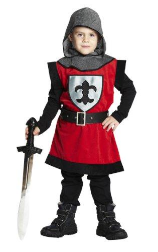 Rubie's 1 2743 116 - Ritter Kostüm, 3-teilig, Größe 116