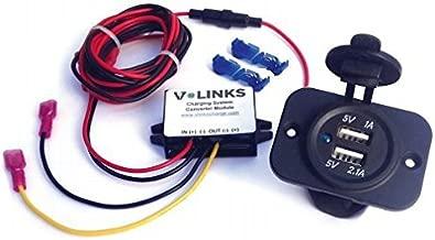 V-Links USB Charge Kit (E Series 1100) for Golf Carts