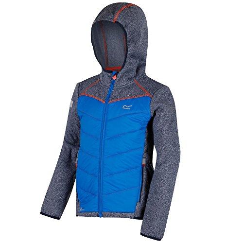 Regatta Boys & Girls Kielder Hybrid III Lightweight Water Repel Jacket