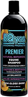EQyss Premier Equine Shampoo - Makes Your Horse or Pony Shiny and Radiant