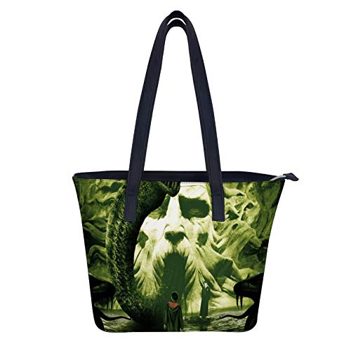 Harry Potter And The Chamber of Secrets Purses and Handbags for Women Fashion Ladies Leather Top Handle Satchel Shoulder Tote Bags