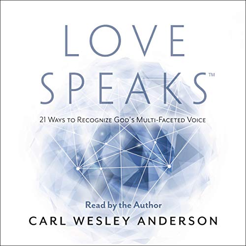 Love Speaks audiobook cover art