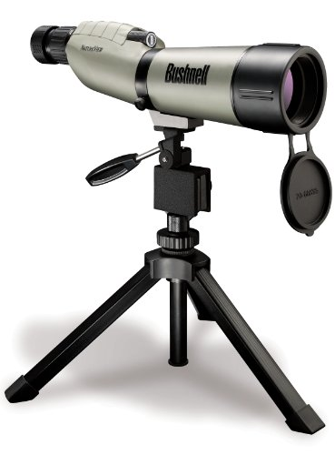 Bushnell Spektiv 20-60x65 Natureview Tan Porro,WPFP, FMC, LeadFree Glass, Box 6 Language, 786065