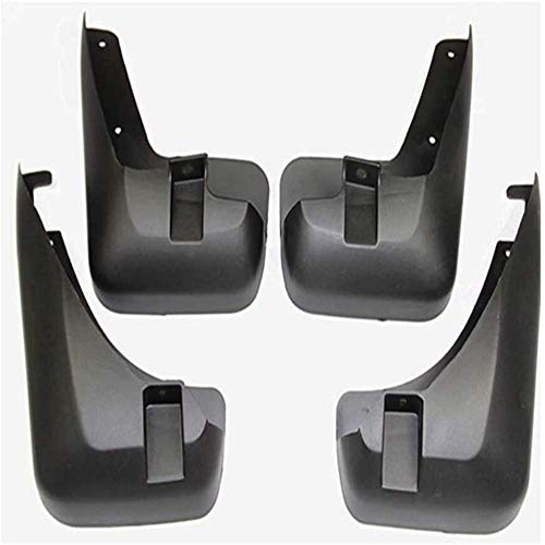 Premium Car Mud Flaps Mudguards For Tesla Model 3 Front&Rear Splash Guards Car Fender Styling Accessories Black 4Pcs 119 (Size : Opel Andrea)