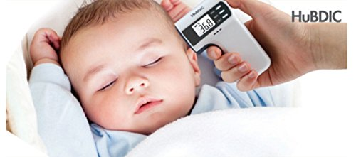 Fantastic Deal! Non-Contact Baby Thermometer (FDA Approved & CE Certified) Digital Fahrenheit Readin...