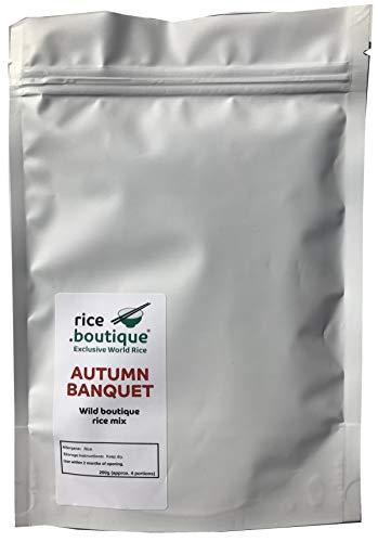 .boutique, Rice.boutique Autunno Banquet Wild Riso, Riso Integrale Integrale 200g
