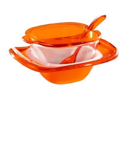 パルメザンチーズジャー 2836.0045 オレンジ/62-6838-68