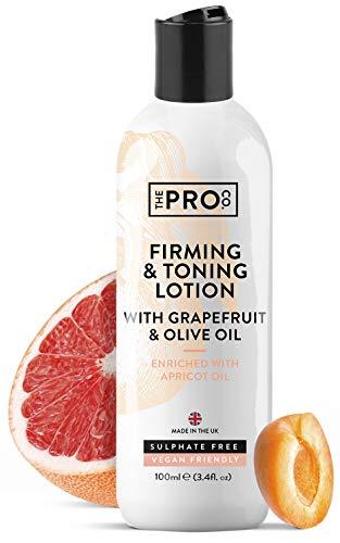 Loción corporal reafirmante y tonificante con pomelo y aceite de oliva 100...
