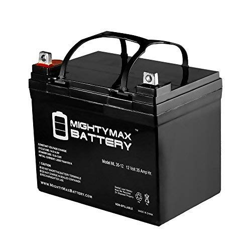 Mighty Max Battery ML35 Lawn Tractor Battery